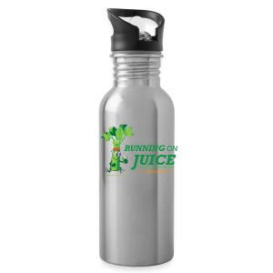 Running On Juice Waterbottle - Water Bottle