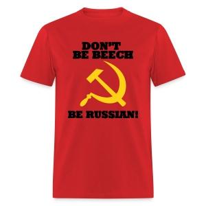 Standard Tee: Don't Be Beech! - Men's T-Shirt