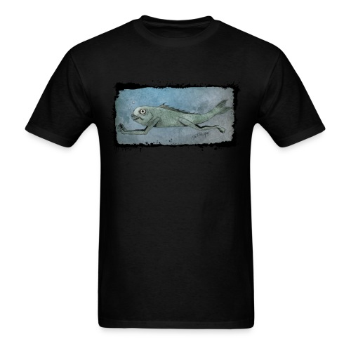 The Fish Tshirt - Men's T-Shirt