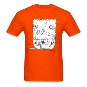 Freaky Guy Tshirt - Men's T-Shirt