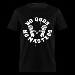 No gods no masters Anti-religion - Atheism - Agnostic - Anti-clericalism - No gods no masters