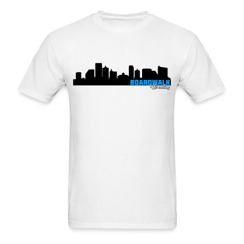 BW Skyline - Men's T-Shirt