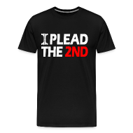 T-Shirts ~ Men's Premium T-Shirt ~ Premium Tee: Plead The Second