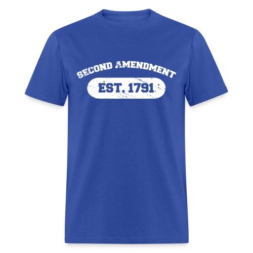 Standard Tee: Second Amendment - Men's T-Shirt