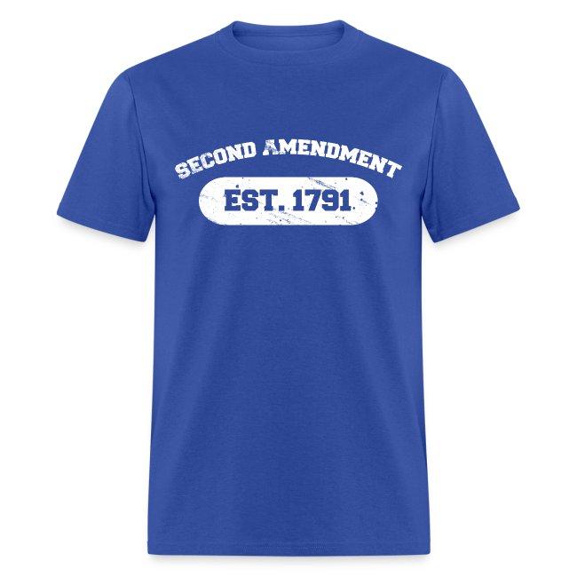 Standard Tee: Second Amendment
