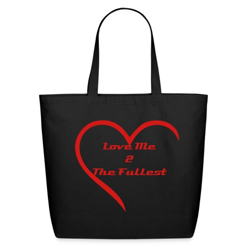 Love me bag - Eco-Friendly Cotton Tote