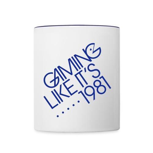 gaming mug - Contrast Coffee Mug
