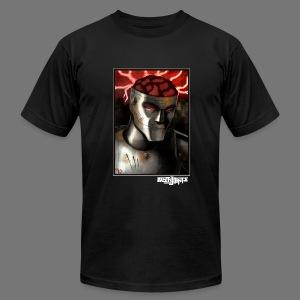 Chaos Plays - Portrait Tee - Men's Fine Jersey T-Shirt