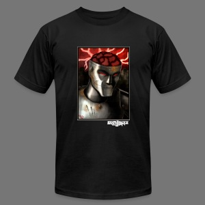 Chaos Plays - Portrait Tee - Men's T-Shirt by American Apparel