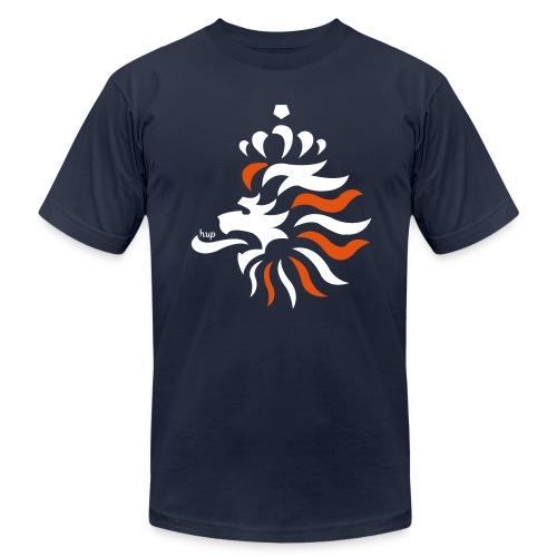 Netherlands Crest KNVB - Men's Fine Jersey T-Shirt