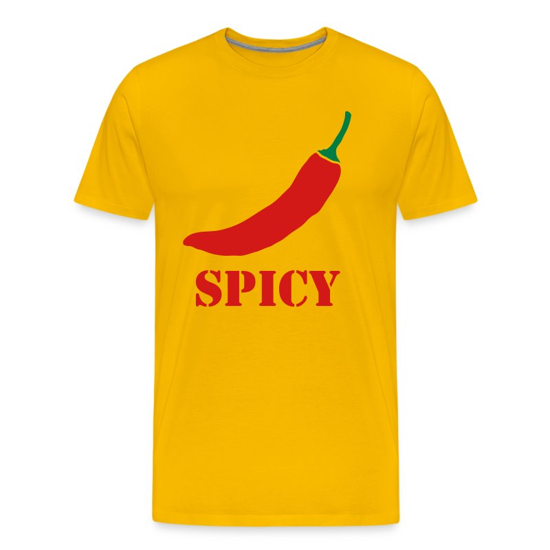 Chili pepper t shirt spreadshirt for Chip and pepper t shirts