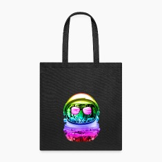 Cool Space Tiger Bags & backpacks