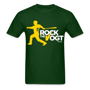 Rock the Vogt - Men's T-Shirt