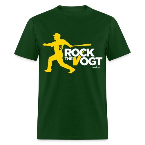 Rock the Vogt - Men's T-Shirt