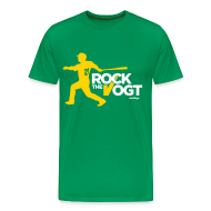 T-Shirts ~ Men's Premium T-Shirt ~ Rock the Vogt (Kelly)