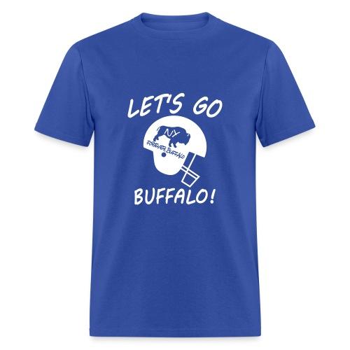 Let's Go Buffalo! - Men's T-Shirt