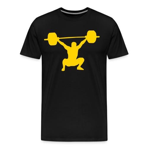 Snatch catch - Men's Premium T-Shirt