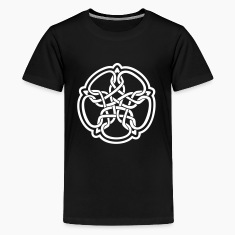 Celtic Star Kids' Shirts