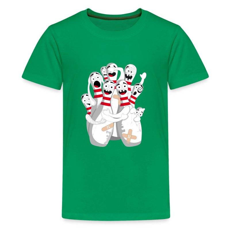 Nightmare Bowling T Shirt Spreadshirt