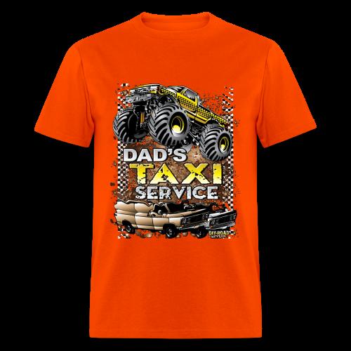 Dad's Taxi Servce - Men's T-Shirt