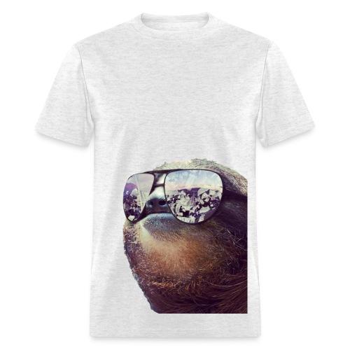 Big Money Sloth - Men's T-Shirt