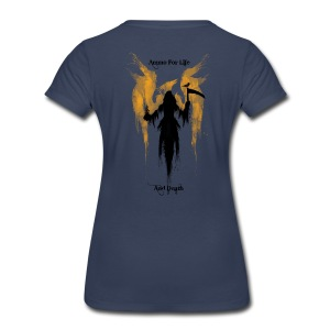 Life And Death - Women's Premium T-Shirt