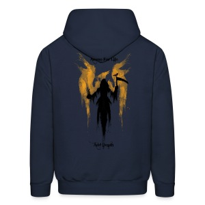 Life And Death - Men's Hoodie