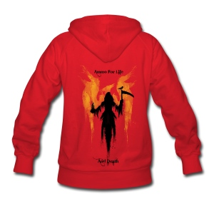 Life And Death - Women's Hoodie