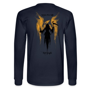 Life And Death - Men's Long Sleeve T-Shirt