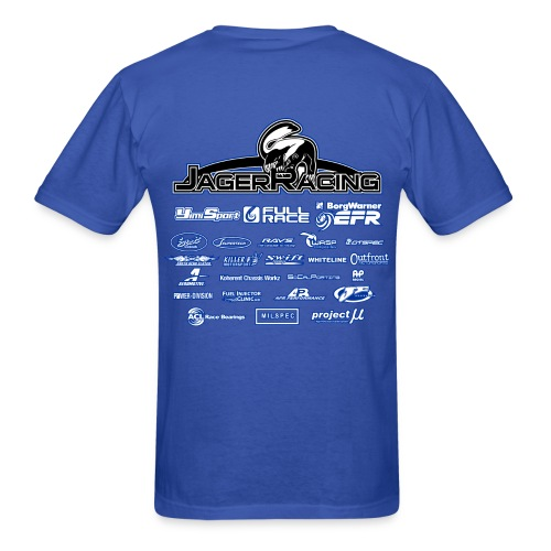 Jager Racing Men's Shirt - Men's T-Shirt