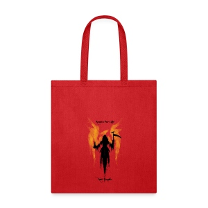 Life And Death - Tote Bag