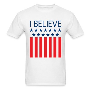 I Believe - Men's T-Shirt