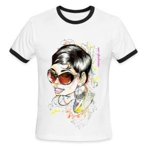 Mens Mimi G Style - Men's Ringer T-Shirt