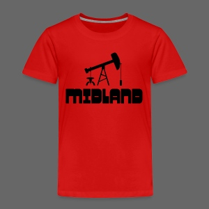 Midland - Toddler Premium T-Shirt