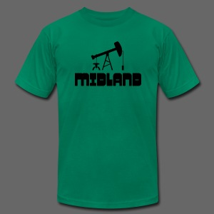 Midland - Men's T-Shirt by American Apparel