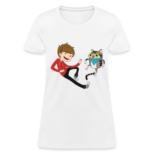 INTERNET TIME! - Femme - T-shirt pour femmes