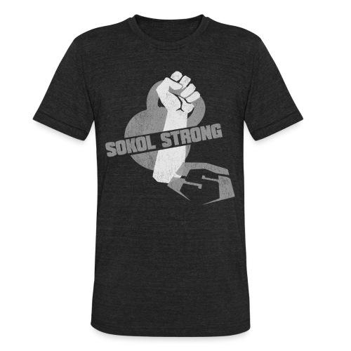 Sokol Strong Bell [m] - Unisex Tri-Blend T-Shirt
