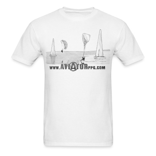 aviator_ppg3 - Men's T-Shirt