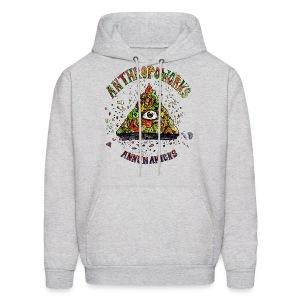 ANTHROPOWORX - Men's Hoodie