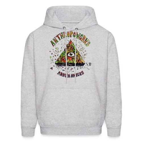 ANTHROPOWORX - Men's Hoodie