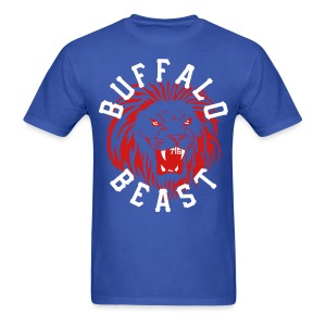 Buffalo Beast - Men's T-Shirt