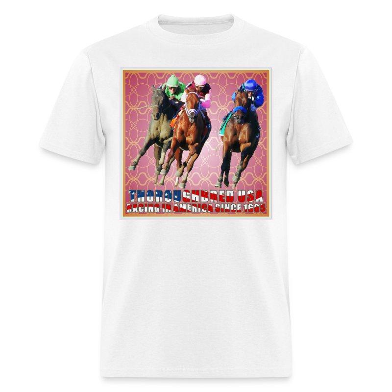 THOTOUGHBRED 83 - Men's T-Shirt
