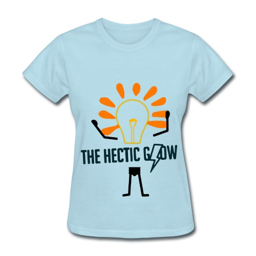 The Hectic Glow - Women's T-Shirt