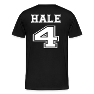T-Shirts ~ Men's Premium T-Shirt ~ Hale 4 Front and Back Tee