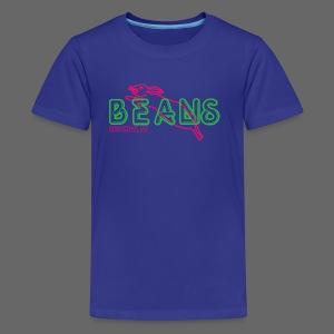 Beans Saginaw Michigan - Kids' Premium T-Shirt