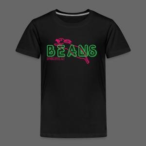 Beans Saginaw Michigan - Toddler Premium T-Shirt
