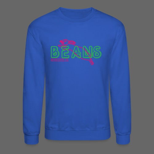 Beans Saginaw Michigan - Crewneck Sweatshirt