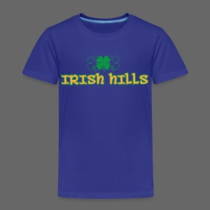 Irish Hills - Toddler Premium T-Shirt
