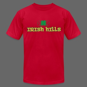 Irish Hills - Men's T-Shirt by American Apparel