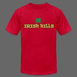 Irish Hills - Men's Fine Jersey T-Shirt